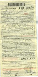 How To Read a Florida Uniform Traffic Citation And Get Your Ticket